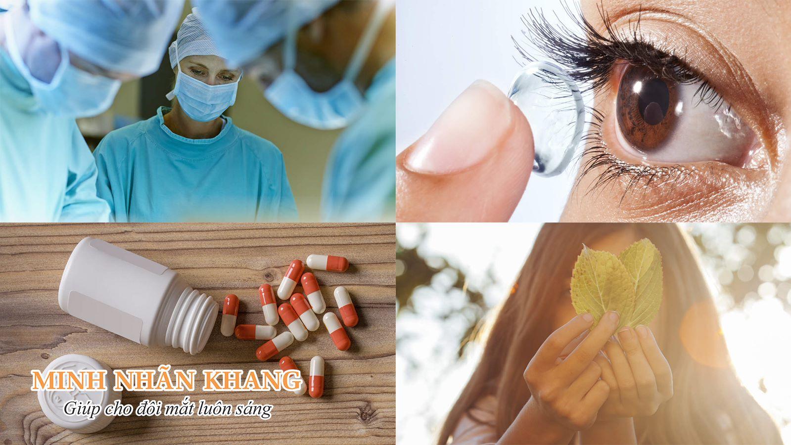 Các nguyên nhân gây khô mắt thường gặp ở mọi độ tuổi